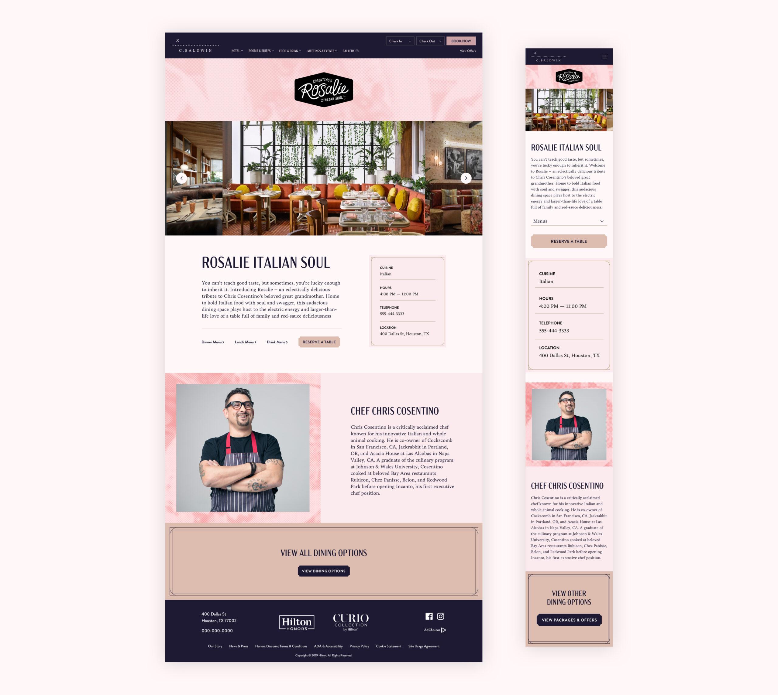 CB_Restaurant-Portfolio